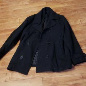 G21 mens pea coat